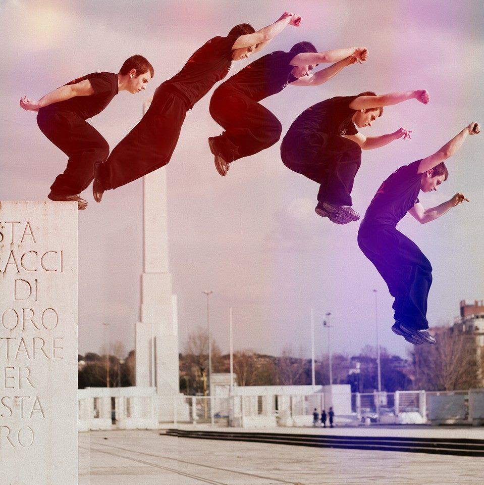 acrobatica roma corsi